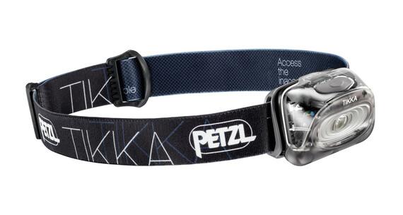 Petzl Tikka - Lampe frontale - noir